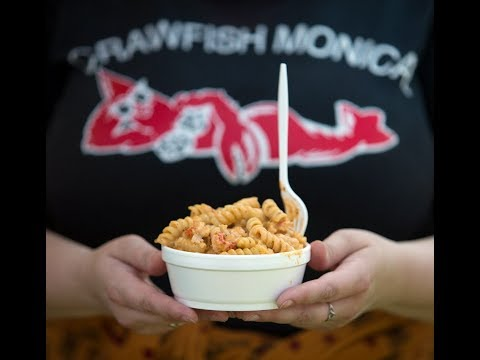 Crawfish Monica's 35th Year At New Orleans Jazz Fest