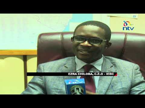 IEBC says changing numbers on polls portal not doctored, figures from genuine forms