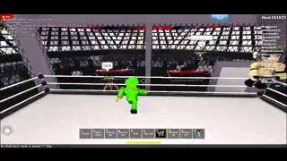 ROBLOX Wrestling Entertainment Folge 15