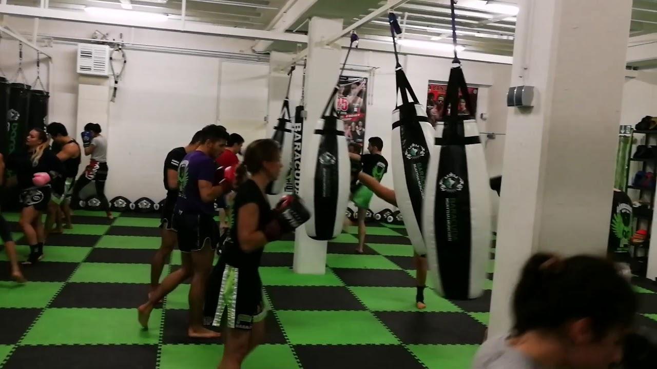 Kickboxen München