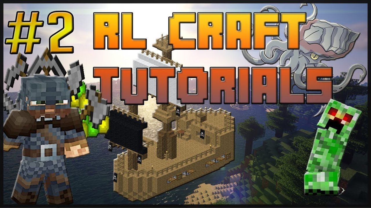 Rl Craft How To Get Started With Skills Tools Your First Base