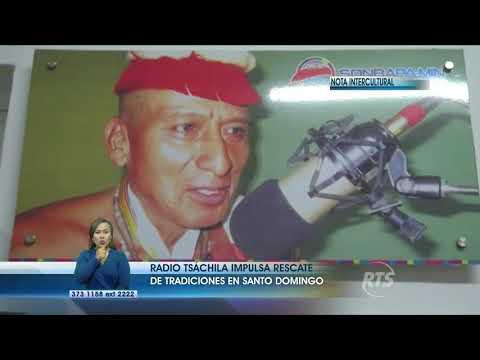 Radio Tsáchila impulsa rescate de tradiciones de Santo Domingo