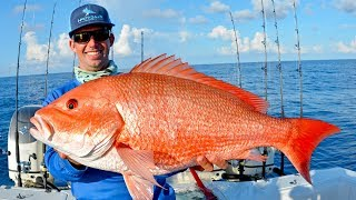 EPIC Offshore Fishing Adventure in the Middle Grounds