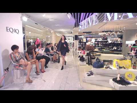 Steve Madden FW14 Fashion Show