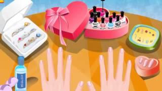 Три подружки в салоне красоты - игра для девочек
