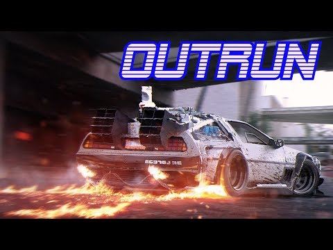 'OUTRUN' | Best of Synthwave And Retro Electro Music Mix for 1 Hour | Vol. 2