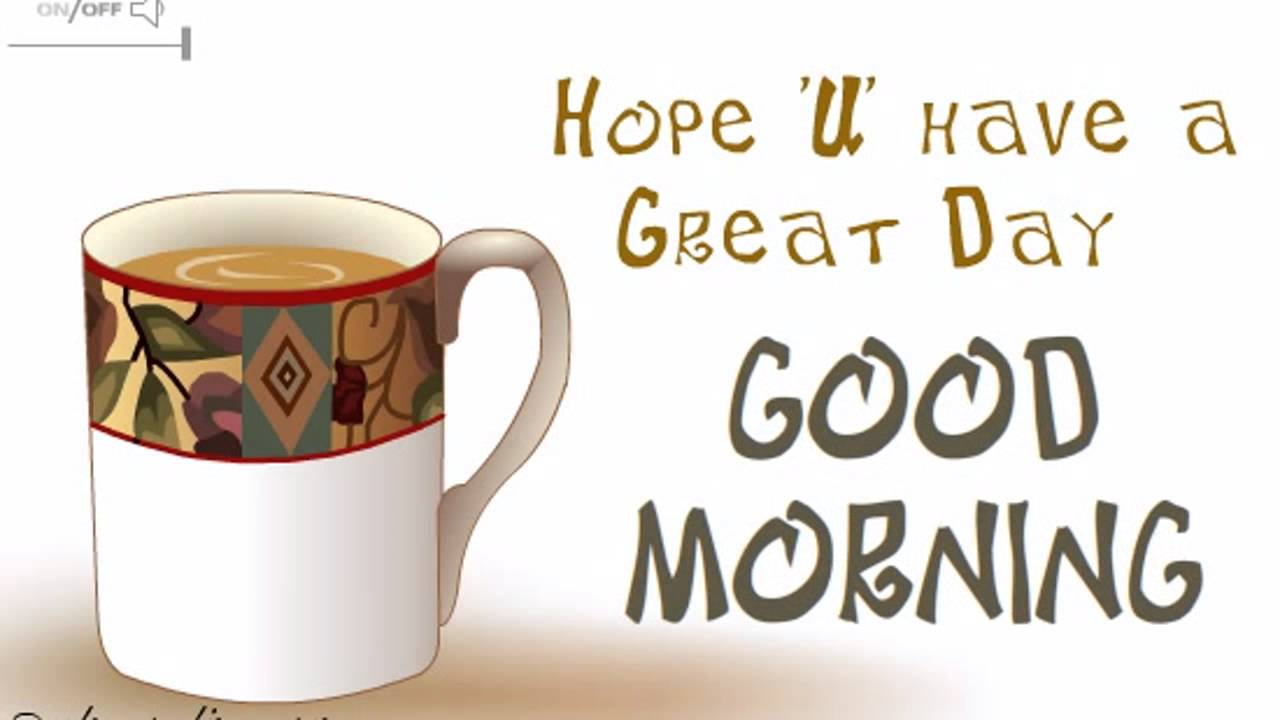 Good Morning | Nice Day | Ecards | Greetings Card | Wishes