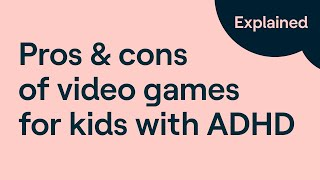 ADHD and Video Games: Pros and Cons Video