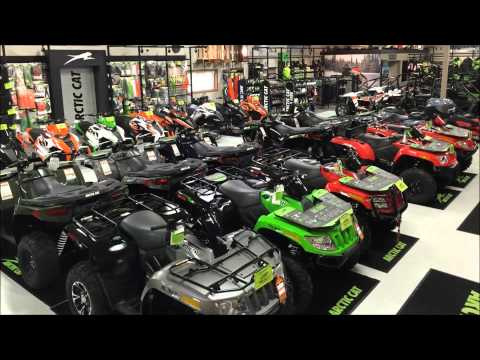 Country Cat The Worlds Largest Arctic Cat Dealer - YouTube