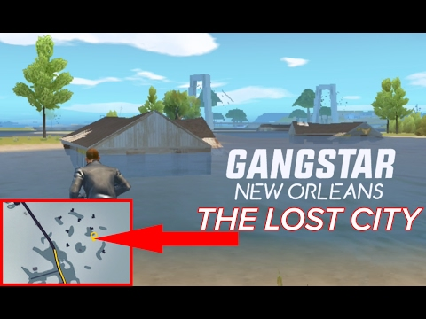 Gangstar New Orleans: THE LOST CITY!