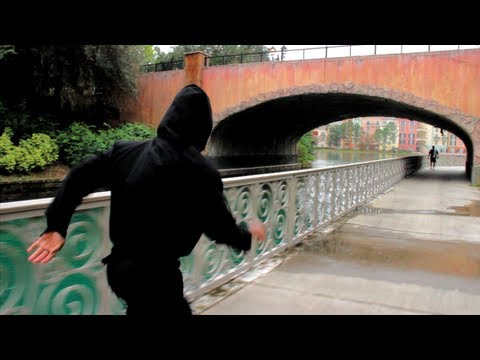 Ninja Parkour and Free running