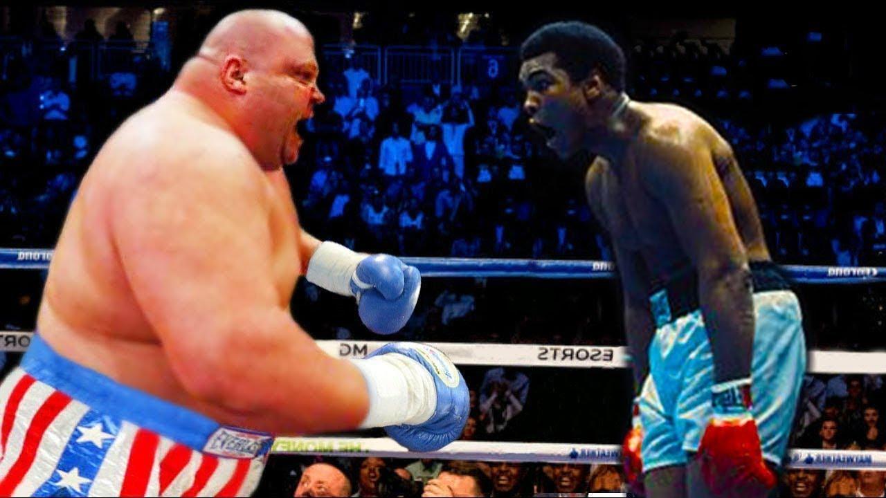 أقوى 5 ضربات قاضية بقبضة الملاكم الأسطوري محمد علي كلاي !!