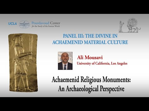 Thumbnail of Achaemenid Religious Monuments: An Archaeological Perspective video