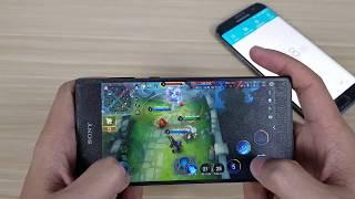 Sony Xperia L1 Chơi Liên Quân Mobile Cấu Hình Trung Bình | Mượt | Nóng| Pin Giảm Nhanh