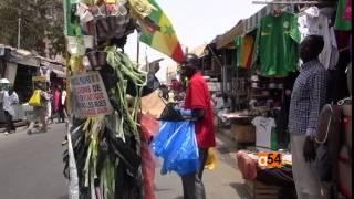 Senegal Outlawing Plastic Bags