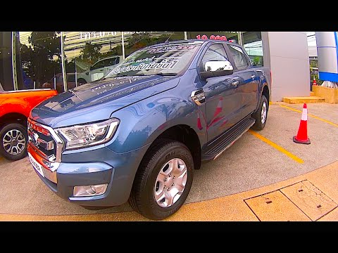 new pickup ford ranger gray 2016 2017 youtube. Black Bedroom Furniture Sets. Home Design Ideas