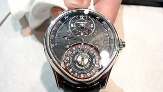 Montblanc Metamorphosis TimeWriter 1 in action