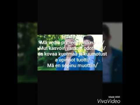 Elastinen – Syljen Lyrics | Genius Lyrics