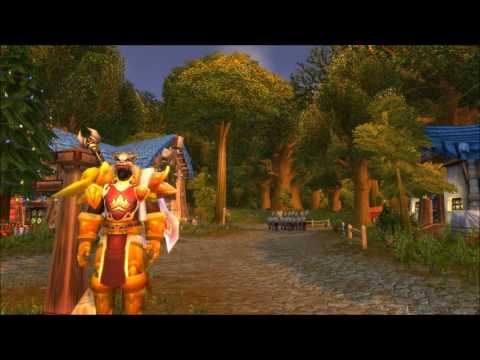 1 hour Elwynn Forest music - ingame - World of Warcraft