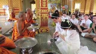 Dina & Ruslan - Свадьба в Таиланде