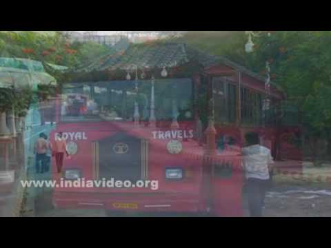 Bus Service inside Ramoji Film City