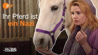 Wenn das eigene Pferd ein Rassist ist