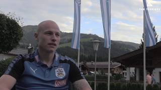 INTERVIEW: Aaron Mooy spoke to HTTV ahead of pre-season friendly with VfB Stuttgart