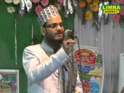 Asad Iqbal Calcattavii New Naat  Dehli Raghuveer Nagar Part 2 HD India 2015