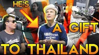 HE IS A GIFT TO THAILAND (ฤชวีพัฒน์ จิราวัฒน์มงคล) - JONNY'S LIVING IN ASIA VLOG
