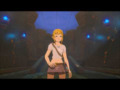 Old) Linkle BOTW Trailer - YouTube