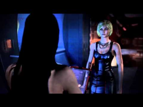 Mass Effect 3- Diana Athers interview (HD)