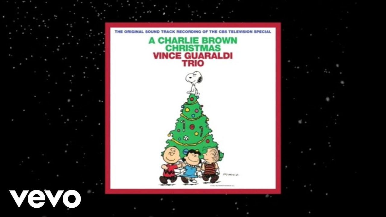 Vince Guaraldi Trio - Christmas Time Is Here (Instrumental) - YouTube