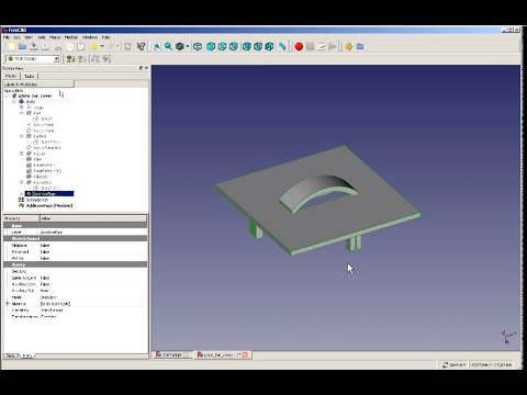 Another FreeCAD Tutorial for Beginners with V 0 17