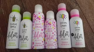 bilou Cotton Candy, Slushy Apple & Happy Spring - BibisBeautyPalace / Anna 1303