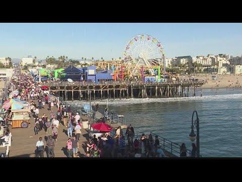 Los Angeles Week: Santa Monica Pier
