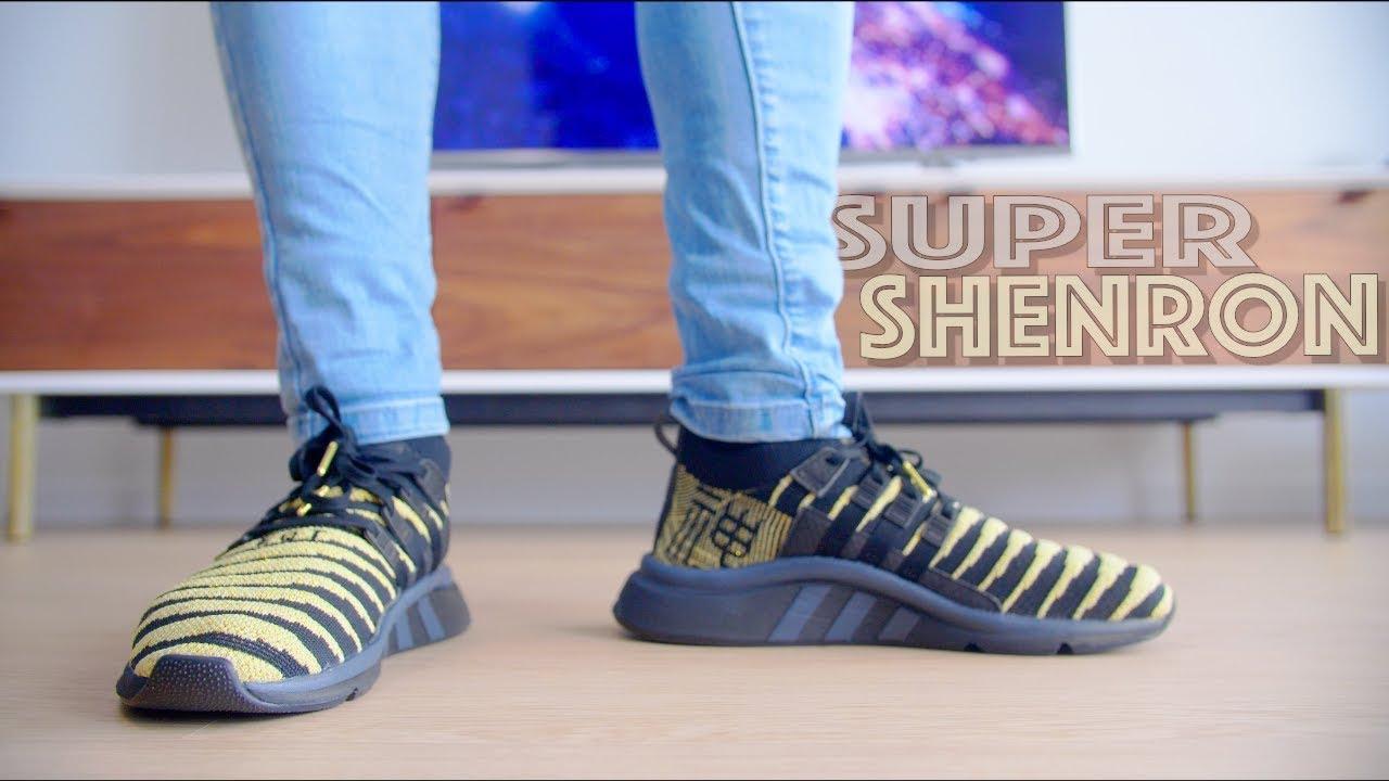 Super Shenron x Shenron - Dragon Ball Z