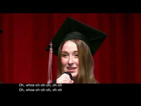 2021 Alta High School Graduation Program