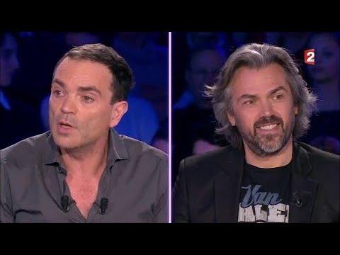 Vif échange entre Aymeric Caron et Yann Moix #ONPC