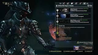 Warframe Legendary Core