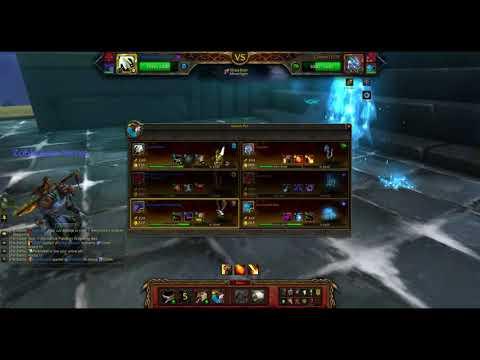 World of Warcraft - Nicrot vs Algalon the Observer Pet Battle