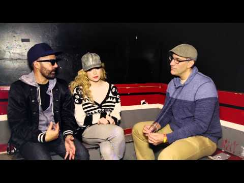A-Sides Interview: The Ting Tings (4-16-2015)
