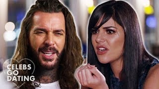 """You're a F*****g Nightmare"" Pete Wicks IRRITATED with Date! 