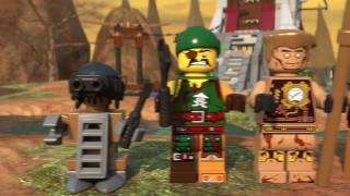 The Lighthouse Siege - LEGO Ninjago - 70594 - Product Animation