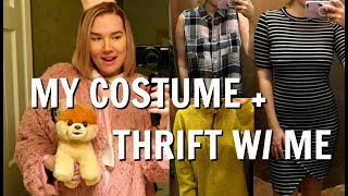 SHOPPING WITH ME + MY HALLOWEEN COSTUME!! | ICONIC VLOG