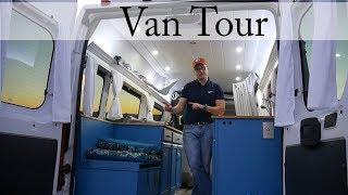 Best Campervan Build Tour