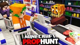 HIER IST DOCH ALLES FAKE ✪ Minecraft PROP HUNT