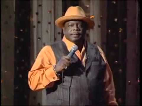 Comedy Sketch  Cedric the entertainer