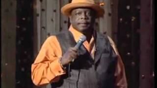 Comedy Sketch - Cedric the entertainer