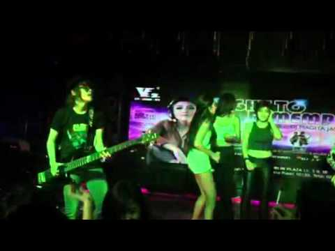 Rude - DJ Magita jasmine feat d'samz (Manda Cello and Princess Kartika live PA)