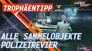 Murdered: Soul Suspect - Alle Sammelobjekte/Collectibles - Polizeirevier [German/Deutsch] thumbnail
